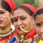 Pahari Naath - The Auspicious Nose Ring