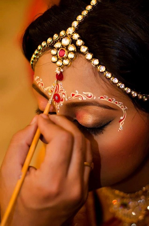 Chandan Bindi – The Bengali Bride