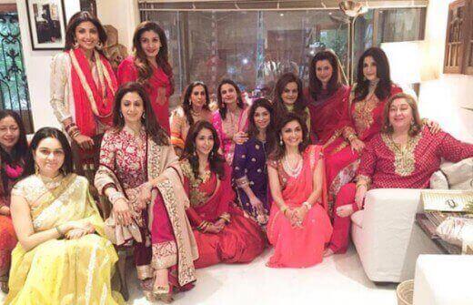 Karwa Chauwth Party
