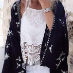 Kimono Sleeve Jacket_Threads_WeRIndia