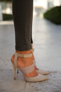 Pumps With Straps