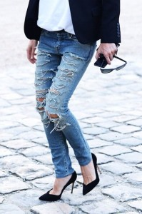 The Ripped way to Denim