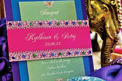 Royal Wedding Card