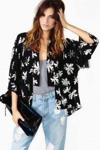 Front Lapel Style jacket