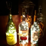 Reusing Wine Bottles