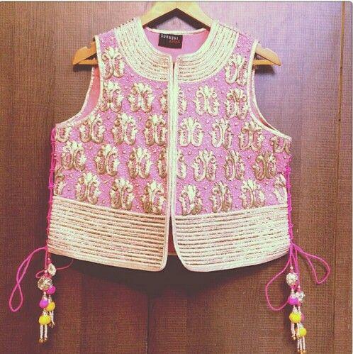 Styled waistcoat