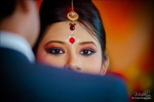 Chandan Bindi – The Bengali Bride