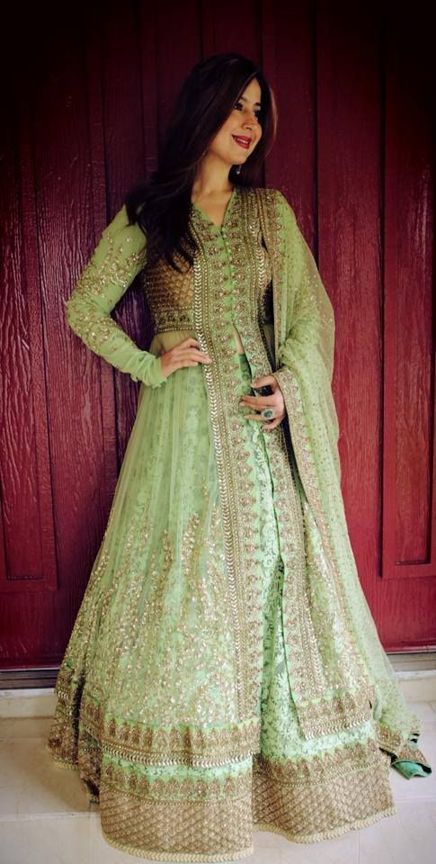 Anarkali and Lehnga