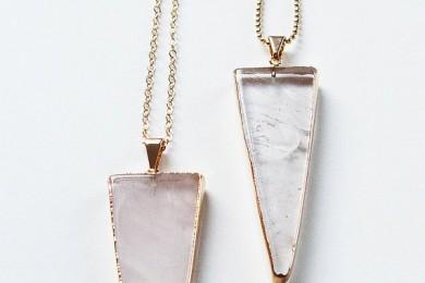 Brass and Semi Precious Stones