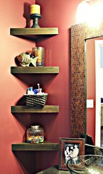 Corner Shelfs