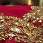 Embroidery Trends In Gota Work for Brides