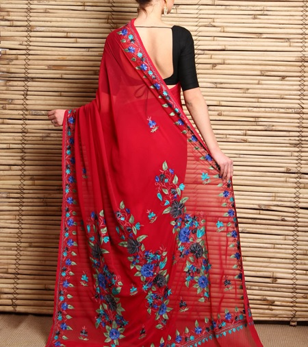 Fashion trend indian embroidery is back threads