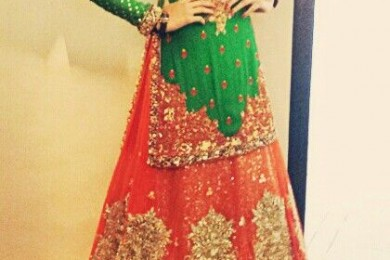 Short shirt n Lehnga
