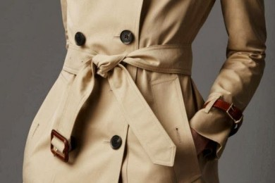 Trench Jacket