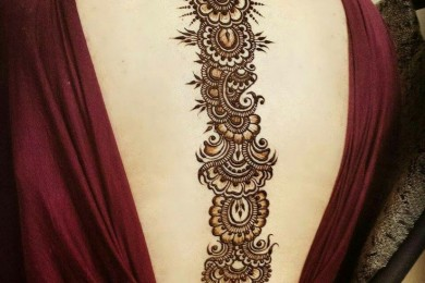 Henna Design Ideas