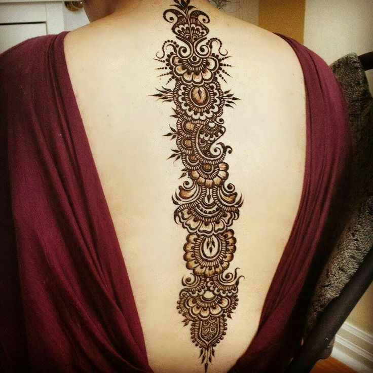 3d1ffd78e8ed8 Henna Design Ideas – Fashion in India – Threads