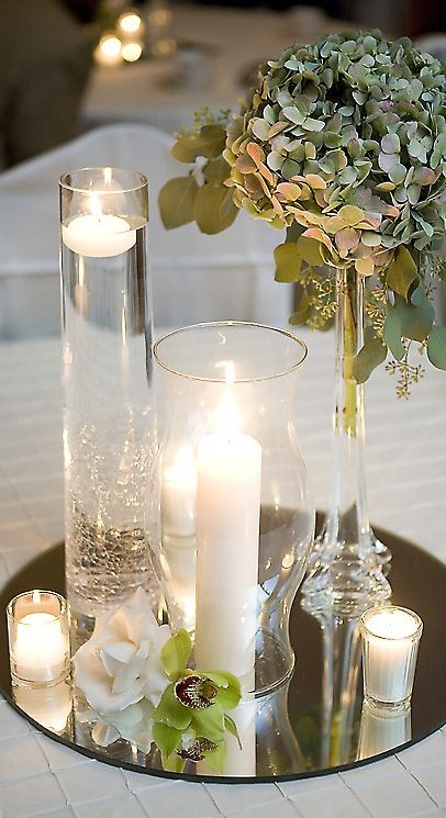 Candle Centerpeices