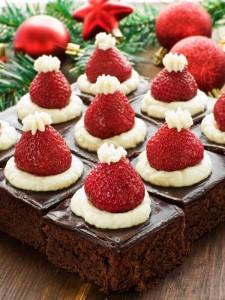 Fruit Brownies
