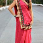 Traditional Saree Drapes from India