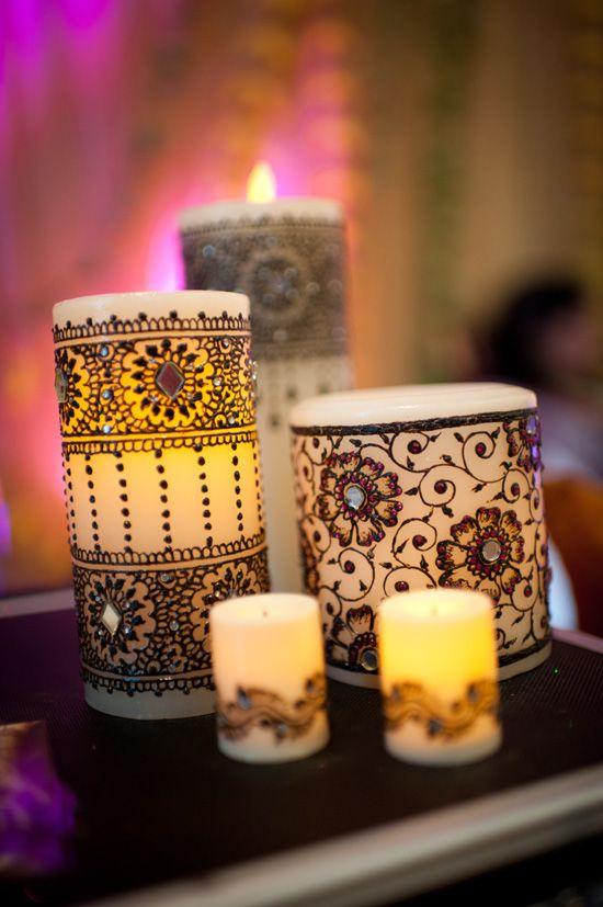Heena Candles