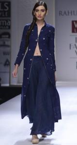 Jacket style kurta