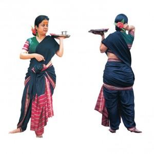 Karnataka Bhootheyara Saree