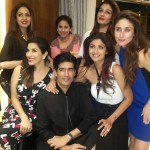 Bollywood At Manish Malhotra's Birthday