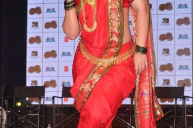 Marathi Saree