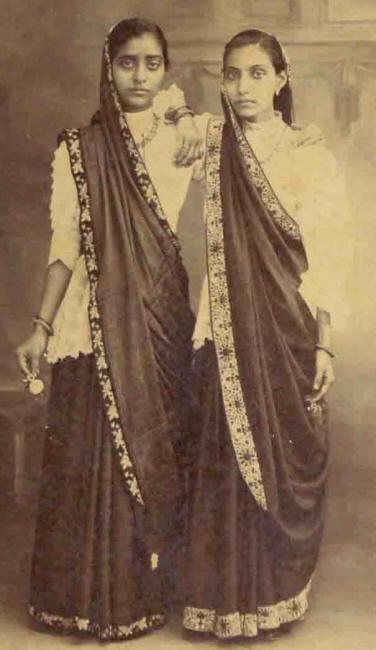 Parsi Saree