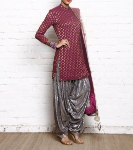 Sequence Patiala Salwar