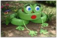 Tyre Frog