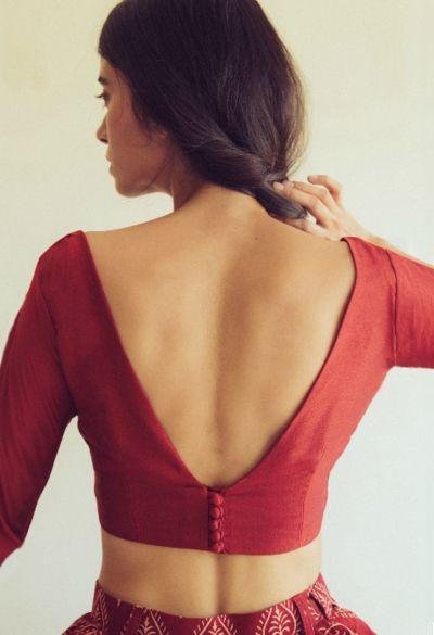 V neck