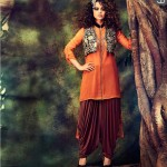 Ways To Wear Patiala Salwar