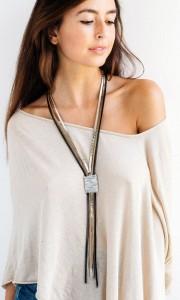 Long Rope style Neckpiece