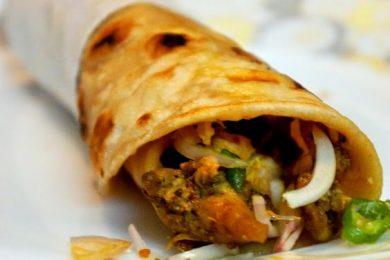 Popular Street Foods Of India