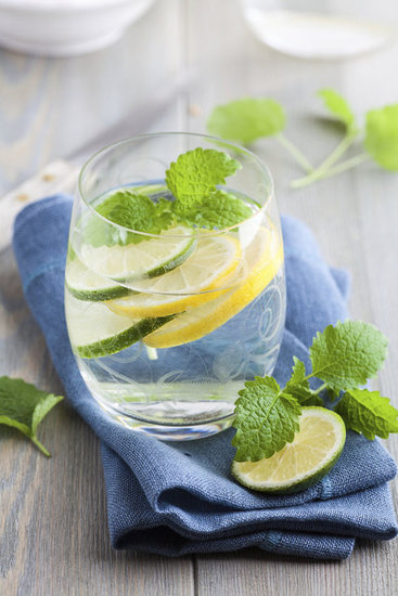 Cucumber, Orange Mint Water