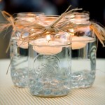 Candle Jars- Reuse Old Jars