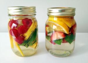 Fruit Fused water