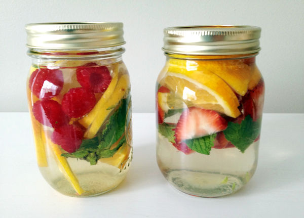 Fruit Fused water