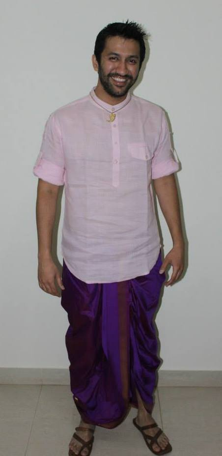 Kurta Dhoti