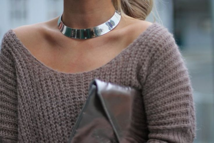 Simple Mettalic Chocker