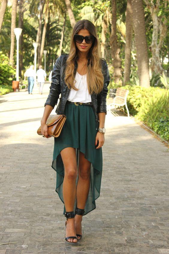 Assymetric Skirts