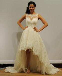 Asymmetric Gown