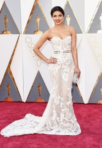 Priyanka Chopra at Oscars 2016