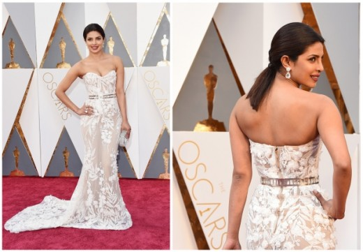 Priyanka Chopra at Oscars