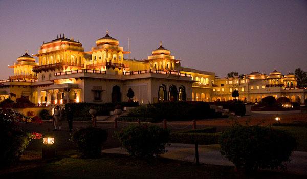 Rambagh Palace-Jaipur