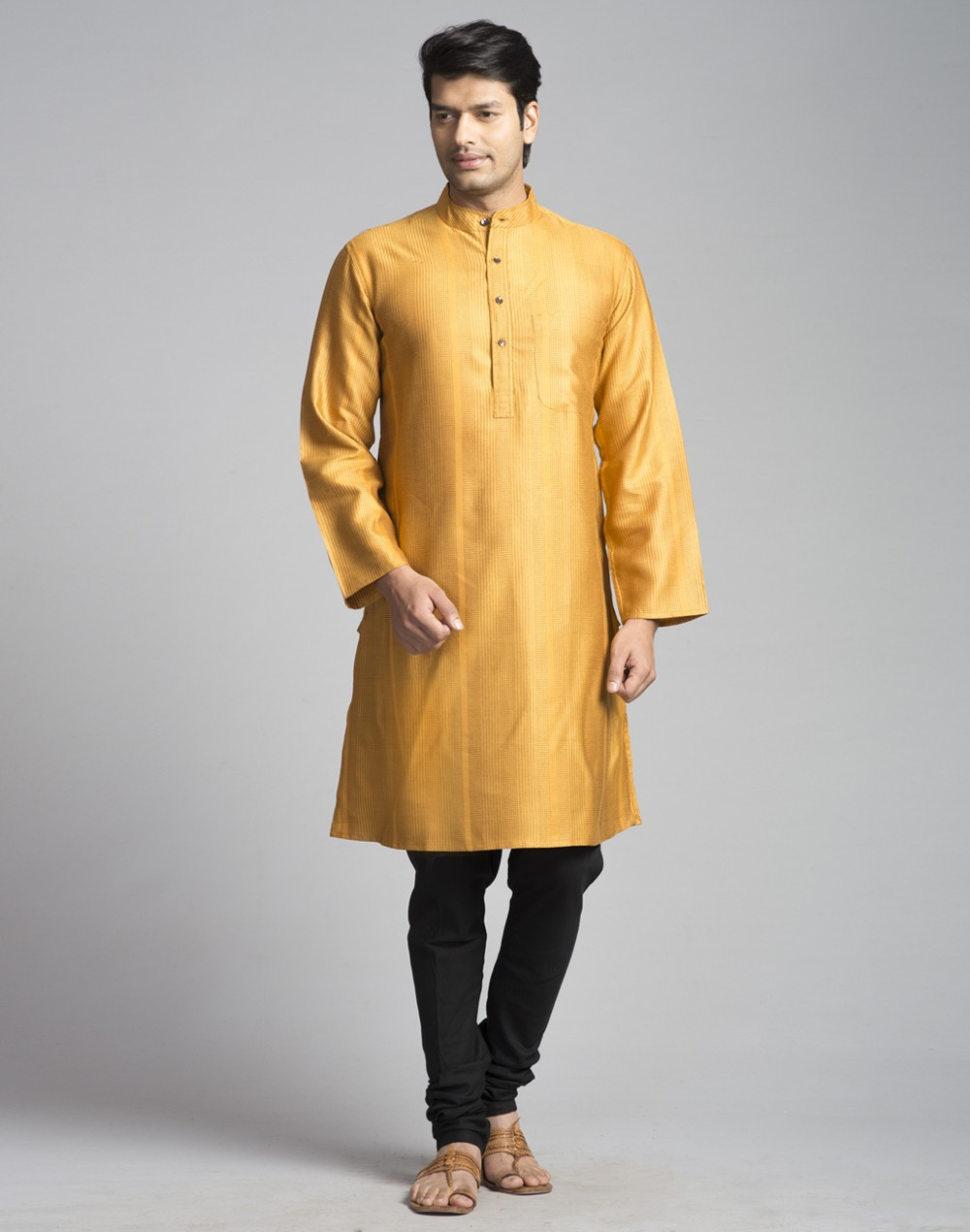 Men's Tussar Kurta