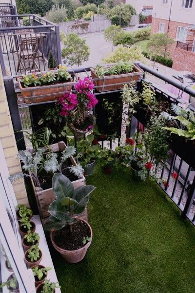Mini Garden Balcony