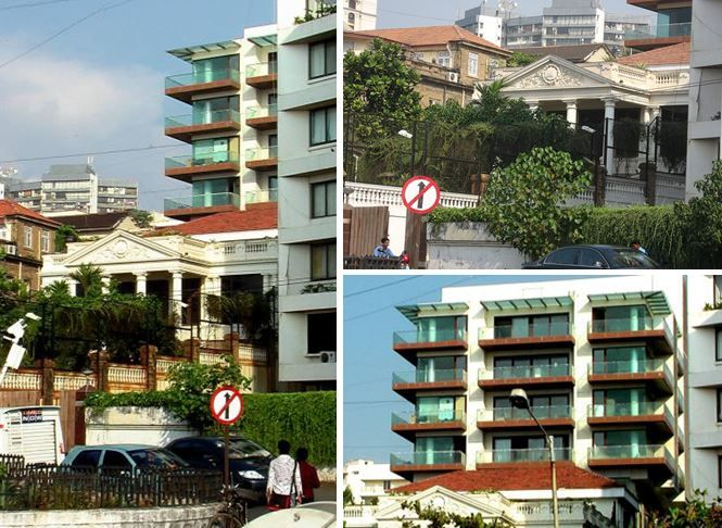 Sharukh Khan's Mannat