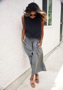 Summer Trend loose pants